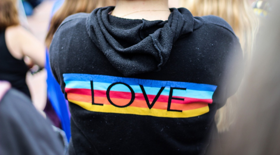 Love is Love LGBTi diversidad amor